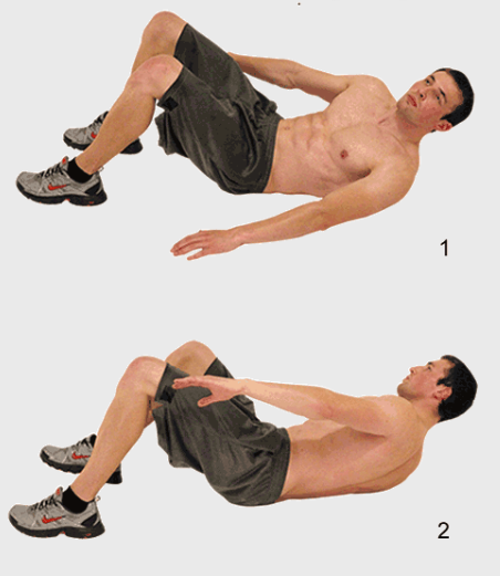 Pulse Up  Ab Exercise