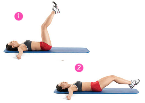 Image result for Leg Lifts