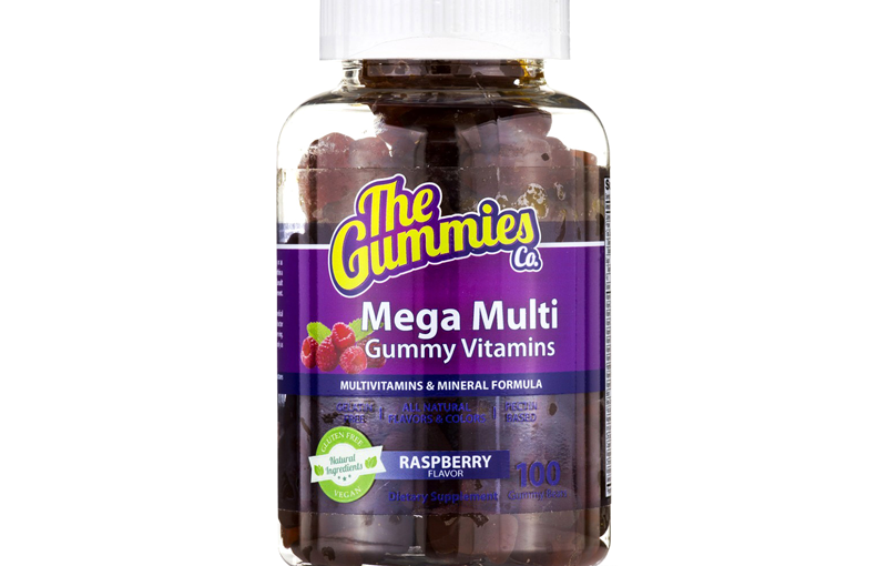 Product Review: The Gummies Co Mega Multi Gummy Vitamins