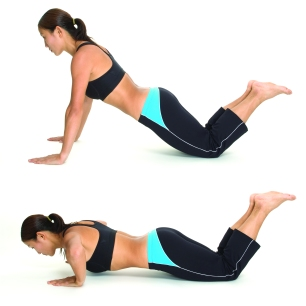 Modified Push Up