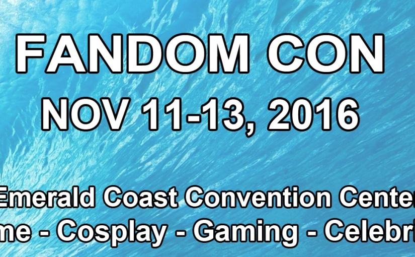 Fandom Con 2016Possiblity