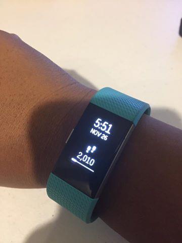 Fitbit to Help KeepTrack