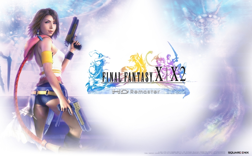 Final Fantasy X-X2 Twitch Stream