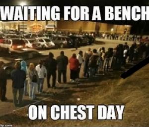 Chest-monday