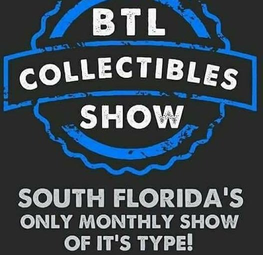 BTL Collectibles Show Vlog
