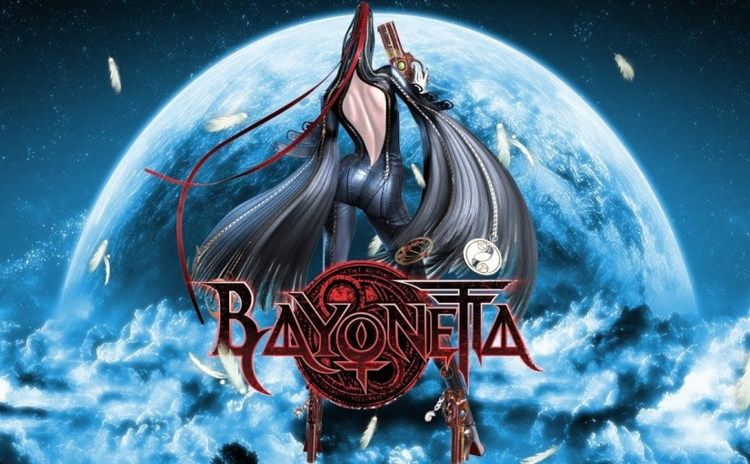 The Vestible | Bayonetta LetsPlay